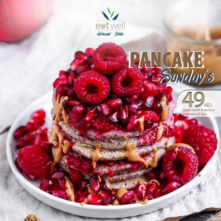 Pancake's Sunday