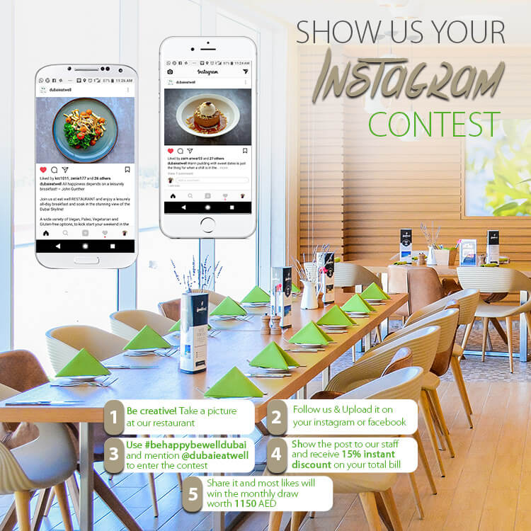 Show Us Your Instagram Contest