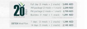 meal-plan-Pricing