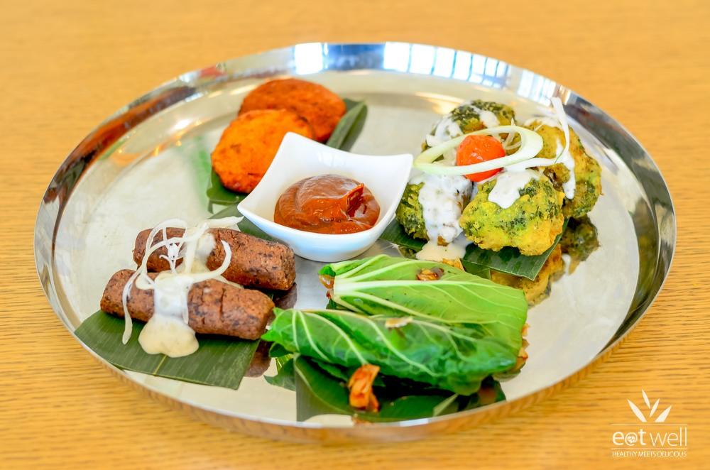 Non-Vegan Snack Platter