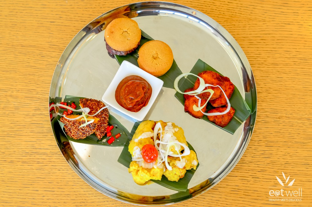 Vegan Snack Platter